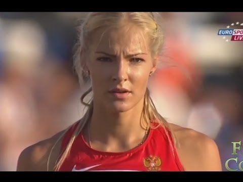 Beautiful and Sexy Women in Sports ● Hottest Female Athletes Part.3 - YouTube