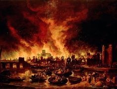 Great London fire. Paintings and art that inspire worldwide motivational speaker http://www.PaulFDavis.com awaken emotion, creativity, ingenuity, passion and pleasure (info@PaulFDavis.com) and lead us to transcend our challenges and reconnect with our Creator www.Facebook.com/speakers4inspiration www.Twitter.com/PaulFDavis www.NY-life-coach.com www.Linkedin/com/in/worldproperties