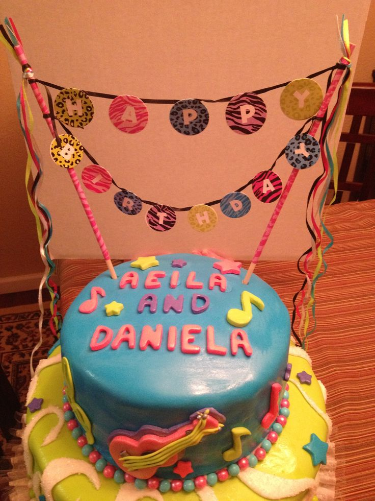 28 best My CakesCrafts images on Pinterest My girl Birthday