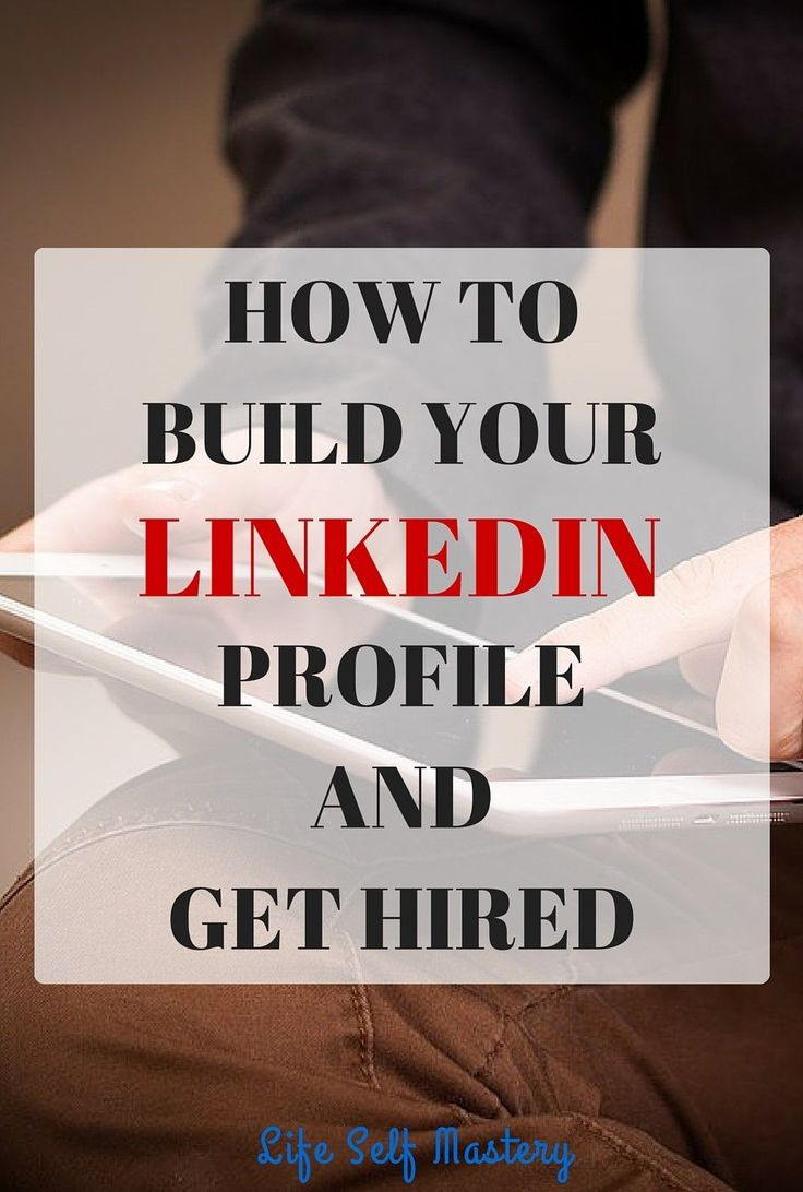 LinkedIn is the biggest professional networking site. Look at how to use LinkedIn to get hired and make your profile more professional..