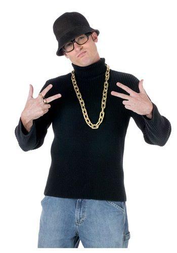 Old School Rapper Costume Kit