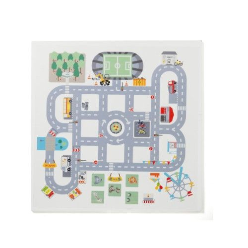 9 best tapis de jeu images on pinterest playground mats cars and child room. Black Bedroom Furniture Sets. Home Design Ideas