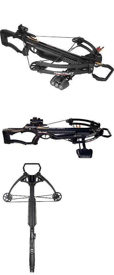 Crossbows 33972: Barnett Recruit Compound Crossbow Package Black New -> BUY IT NOW ONLY: $188.41 on eBay!