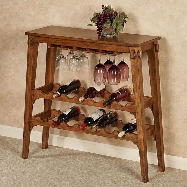 Vernazza Wine Rack Table In 2020 Wine Rack Table Wine Rack Design Wine Rack