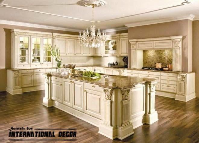 Attractive Luxury Kitchens Designs