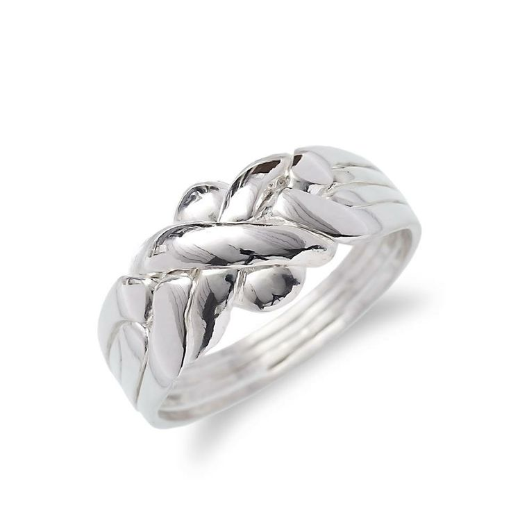 26 best images about turkish silver puzzle rings on