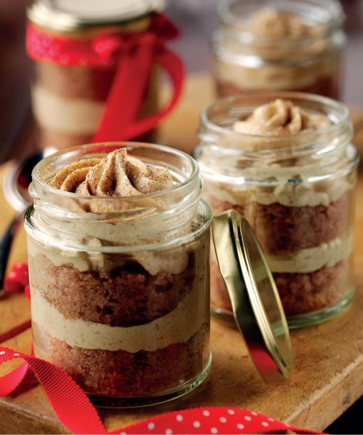 #TastyTuesday.. Why not try making Mini #Christmas #Puddings with #Mascarpone and change the tradition slightly? http://www.greatbritishfoodmagazine.com/recipe/mini-christmas-puddings-with-mascarpone