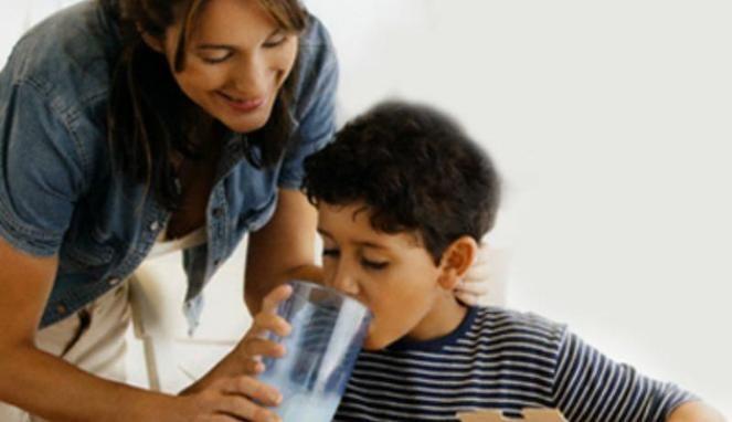 Resep Minuman Ini Bikin Anak Tambah Tinggi