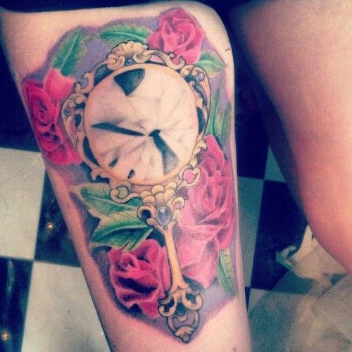 254 best images about rose tattoos on pinterest sleeve. Black Bedroom Furniture Sets. Home Design Ideas