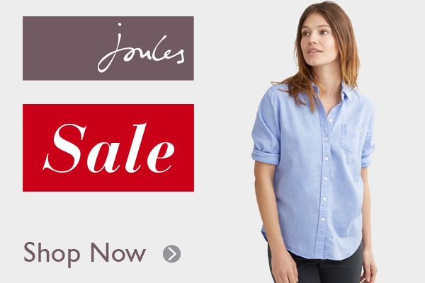 Joules SALE now on!