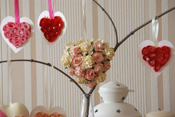 Сердечное деревце. Украшаем дом к Дню святого Валентина - Поделки ко Дню святого Валентина. Валентинки