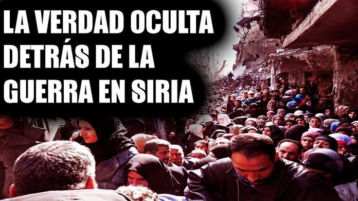 La verdad oculta del conflicto en Siria y la crueldad sionista.