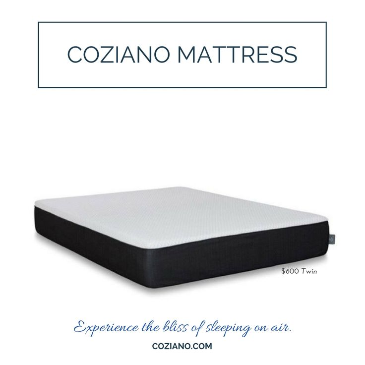 Experience #luxury even while you #sleep. Avail this #premiummattress in #twinsize for $600! #goodnight