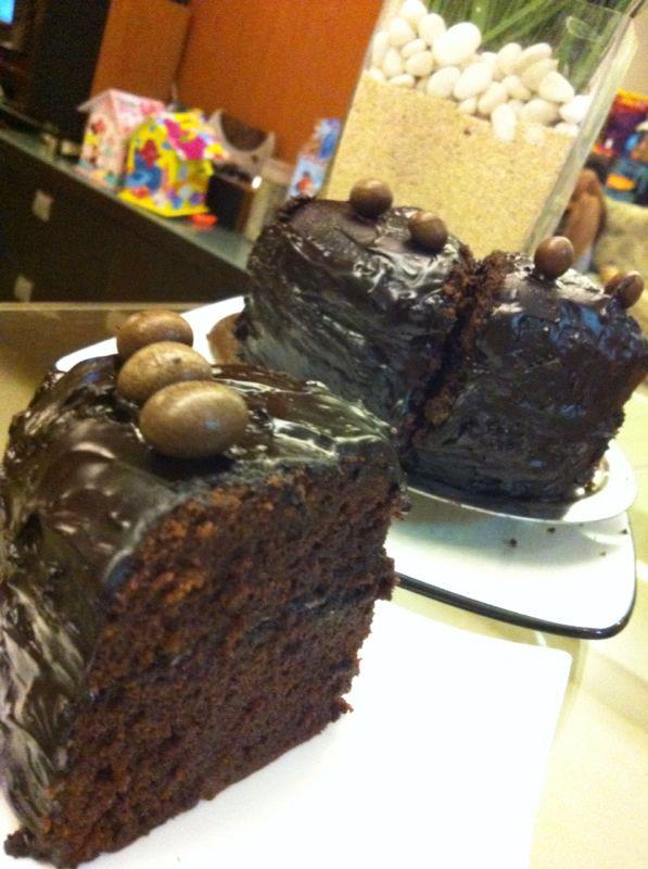Choco Moist Cake