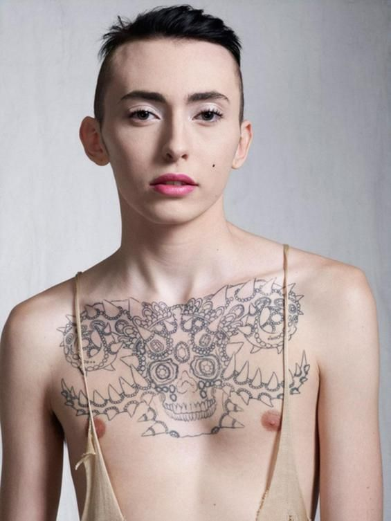 Provocative Images Of Transgender Youth Examine The Nude Human Body - Beautiful/Decay Artist & Design