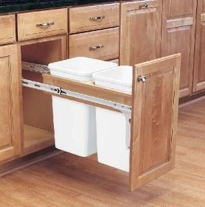 20 Best Images About Pull Out Trash Cans On Pinterest Preserve Polymers And Stainless Steel