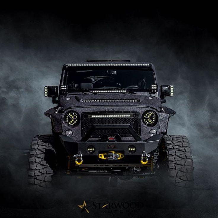"""#starwoodmotors #jeep"""