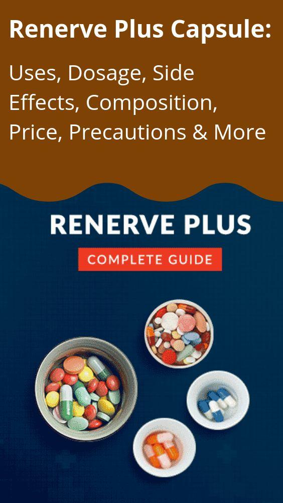 Renerve Plus   Side effects, Health, wellness, Nerve diseases
