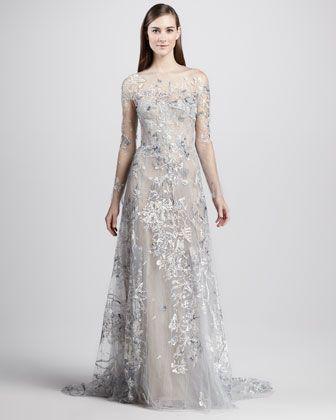 Neiman Marcus Wedding Mother Dresses