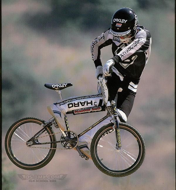 harry leary factory diamond back photos from bmxsociety dotcom bmx