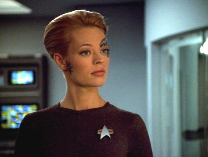 17 Best Star Trek Voyager Seven Of Nine Images On -1252