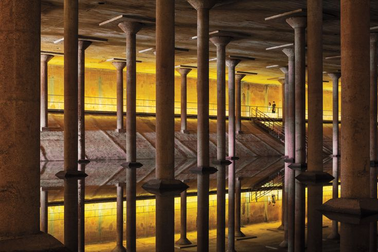 Buffalo Bayou Park Cistern by Page Southerland Page: 2016 Best of Year Winner for Pièce de Résistance