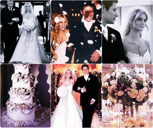 Jessica Simpson Wedding Gown: 87 Best Images About Favorite Celebrity Wedding! On