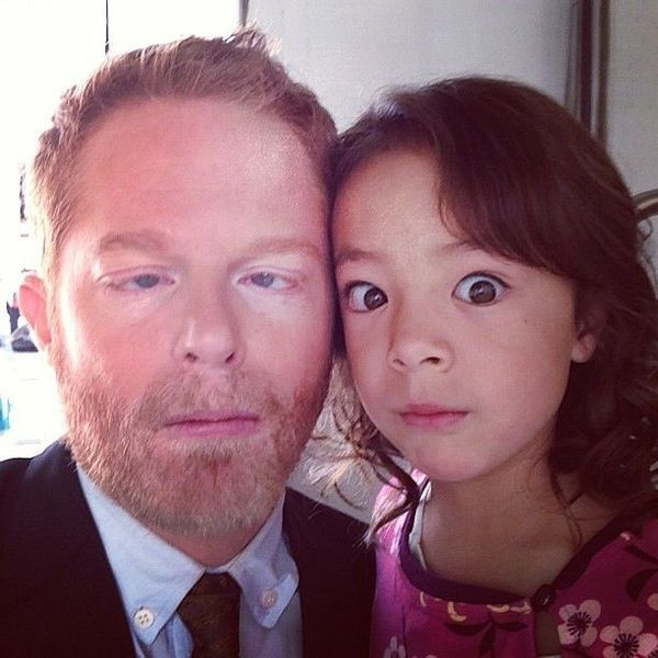 modern family Micheal & lily