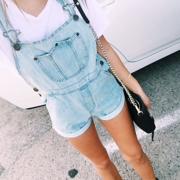 Brandy Melville Overalls Condition: worn only once Brandy Melville Other