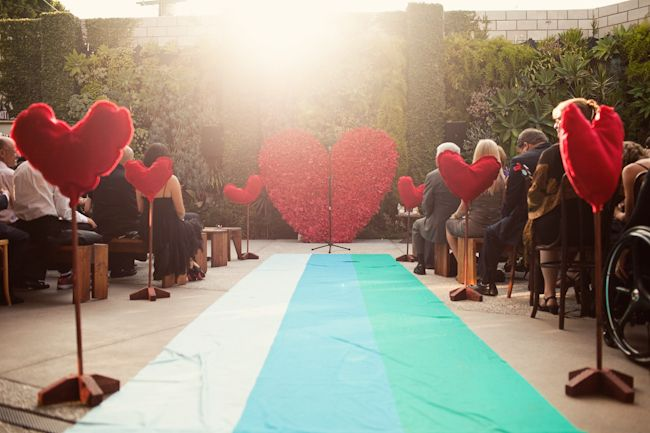 Love is All You Need: A Beatles Theme Wedding | BridalGuide