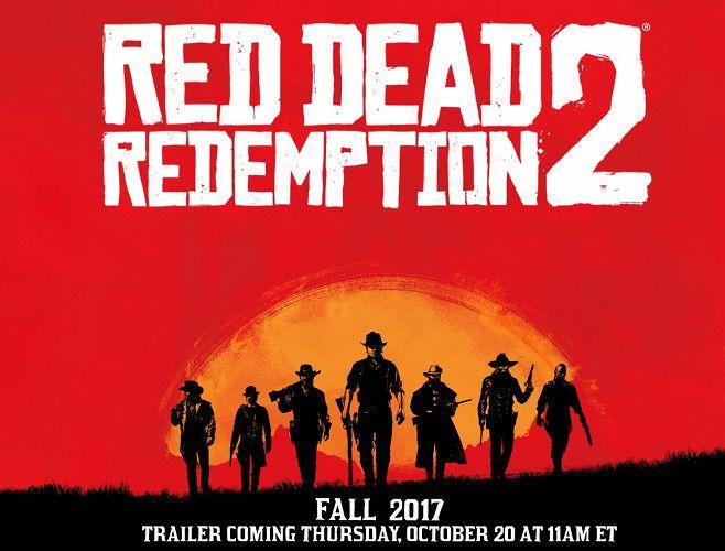 Red Dead Redemption 2 anunciado oficialmente y ya tenemos fecha de lanzamiento #Videojuegos #Anuncios #PS4