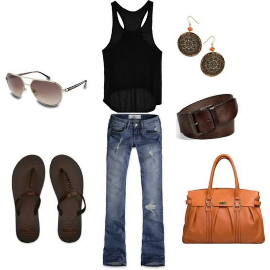 Casual Casual CasualStyle, Weekend Wear, One Word, Fashionista Trends, Comfy Casual, Casual Outfits, Casual Summer Outfit, Summer Night, Black