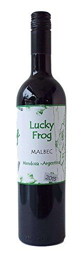 2015 Lucky Frog Malbec 750mL >>> Check out this great product.