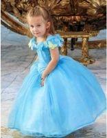 prinsessen jurk met vlinders