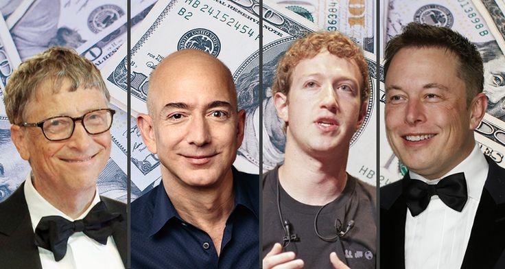 Die reichsten Menschen der Welt 2017 | Liste der Top 1.000 Milliardäre