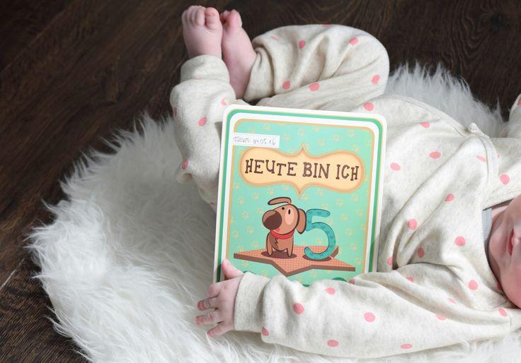 Baby 5 Monate Entwicklung und Rückblick.