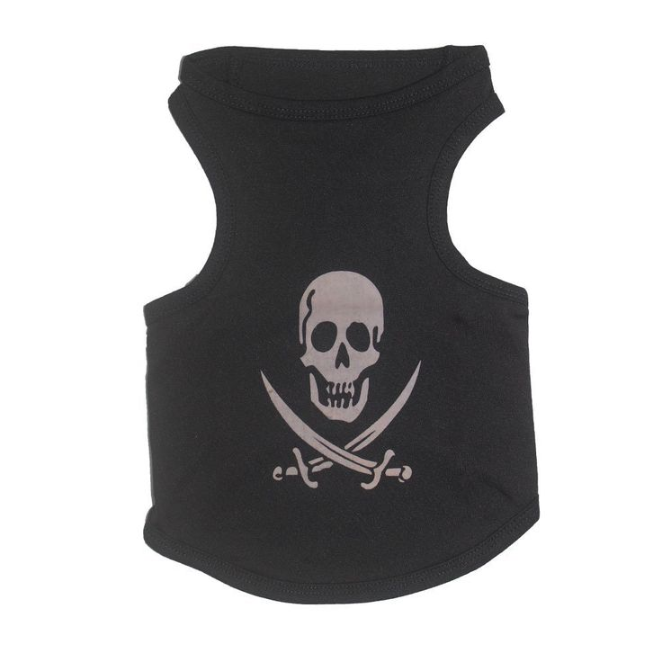PandQ Estore Pet Apparel Costume Summer Shirt for Small Dog and Cat Killer Black > Tried it! Love it! Click the image. : Dog Shirts