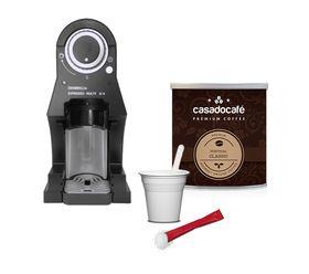 Máquinas de Café Moido - Pack Café Moído 1050 Doses + Maquina - Casa do Café - Loja Online