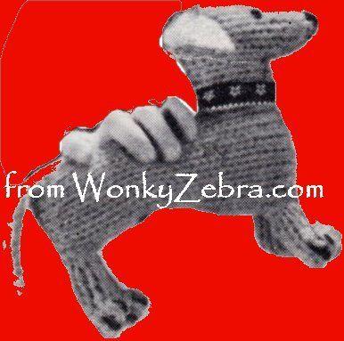 WonkyZebraBaby B118