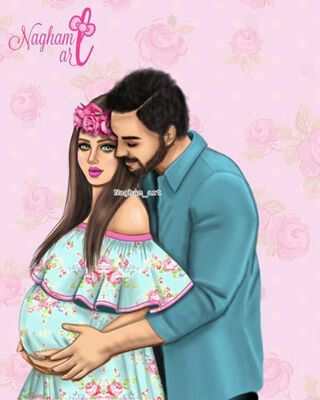 Find Images And Videos About Art Pregnant And Wife On We Heart It The App To Get Lost In What You Love Girly M Mother Art Mom Art