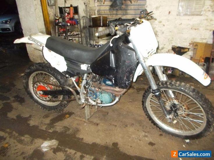 ktm 580 89 mx motocross bike evo or super evo 4 stroke thimper big bore #ktm #gs #forsale #unitedkingdom