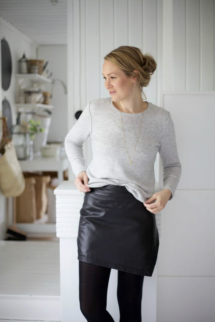 Leather Skirt Uusi Kuu -blog