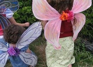 Крылышки бабочки карнавальный костюм для праздника
