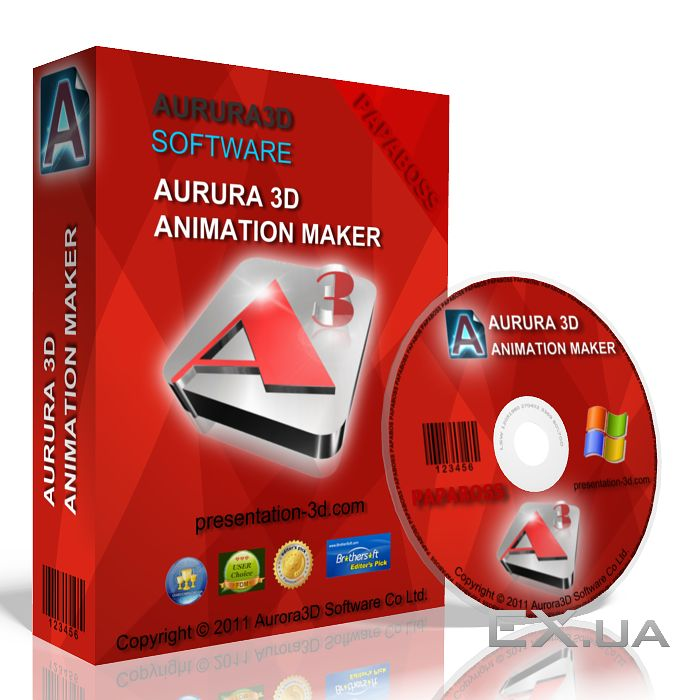 Aurora 3D Animation Maker 14 Crack get the latest version now. Easy 3D Movie Title Animation Maker Software, Create Eye Popping 3D Animations.