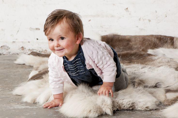 OUCH Baby Clothing #girlsfashion #babyfashion #pink #winter #knitwear #photoshoot