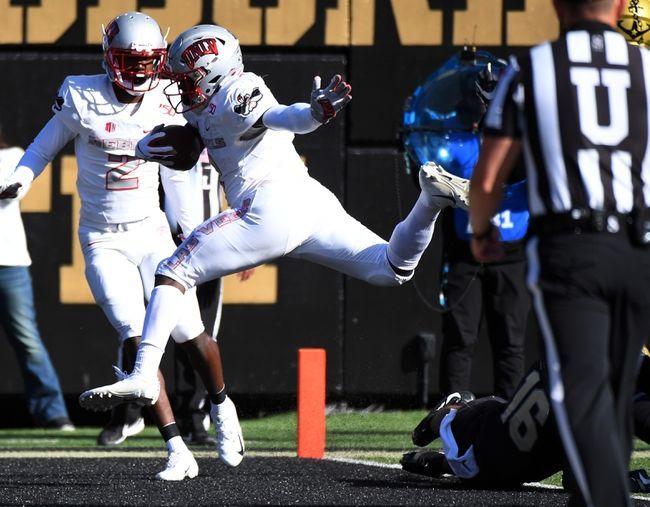 Unlv Vs San Jose State 11 23 19 College Football Pick Odds