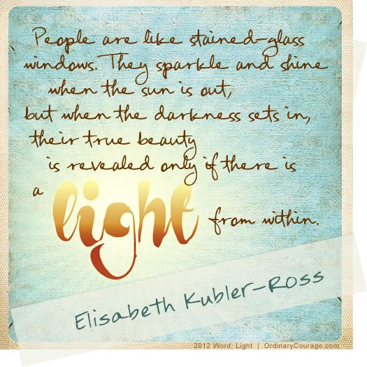 Image result for Elisabeth Kubler-Ross Quotes