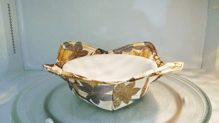 Microwave Bowl or Coffee Mug Cozy - Ice Cream Bowl & Hot Dish Holder - College Student or Thank You Gift - Everyday Use Cooking Accessory by Love2quilt on Etsy https://www.etsy.com/au/listing/479312068/microwave-bowl-or-coffee-mug-cozy-ice