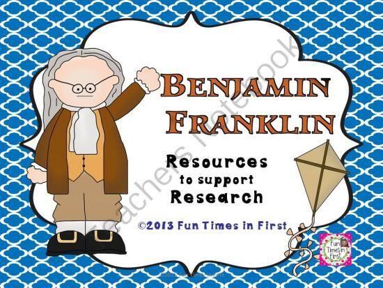 benjamin franklin research