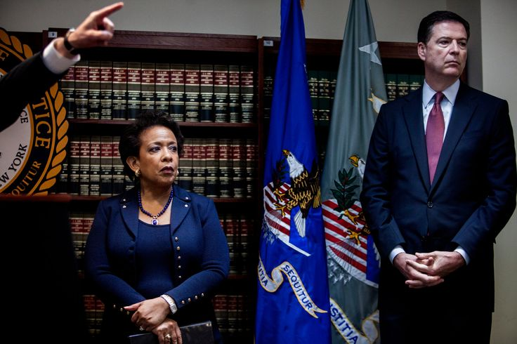 REVEALED: FBI Found Email That Lynch Would Do Everything She Could to Protect Hillary from CRIMINAL CHARGES